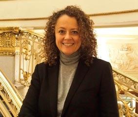 Elisabeth Vidal, directora de Marketing del Avenida Palace