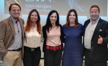 Nueva Junta Directiva en los 'event managers'