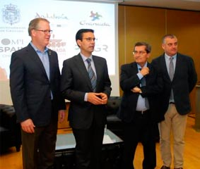 Granada acoge estos días a cerca de 500 profesionales MICE de toda Europa