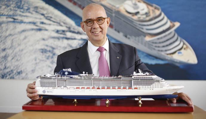 MSC Cruceros, sobre la guerra de precios: 'El mercado se ha estabilizado'