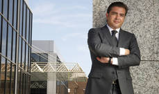 El director general de la división mayorista de Globalia, Emilio Rivas.