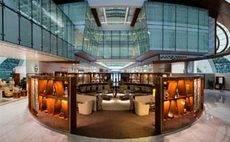 Emirates presenta su Business Class Lounge de Dubái