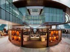 Las nuevas instalaciones de Emirates.