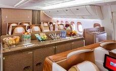 Emirates presenta nuevos asientos en Business Class