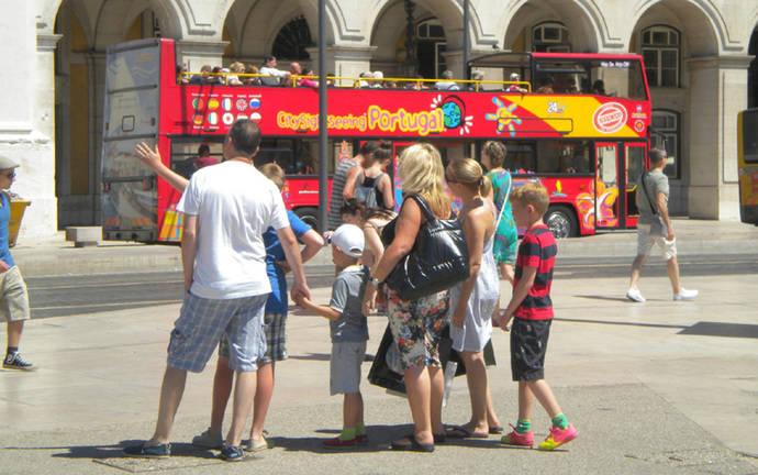 Los pagos por Turismo crecen un 9% hasta mayo