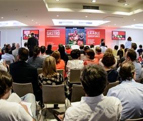 Eventisimo organiza la presentación de la Jornada Gastroemprendedores 'Mass Green'