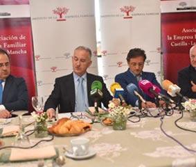 Toledo acoge el XX Congreso Nacional de la empresa familiar
