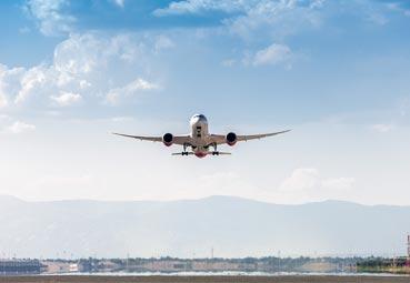 Enaire cierra el 2020 con un 60% menos de vuelos