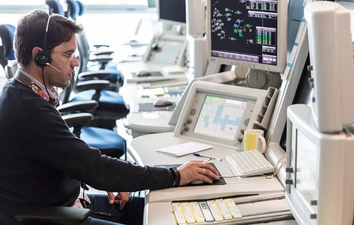 Enaire gestionó 430.000 vuelos en julio y agosto