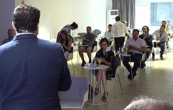 Madrid presenta los protocolos del ICTE en un evento con todas las medidas