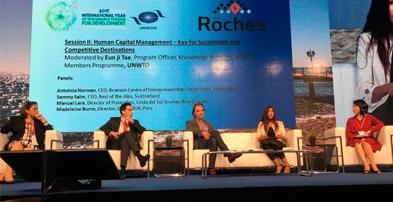 Les Roches y la OMT destacan el papel de la formación en la competitividad turística