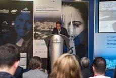 Carlos Vogeler, en su intervención.