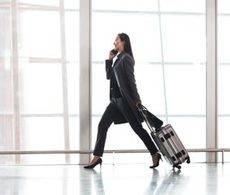 Los viajeros de negocios se muestran inseguros durante sus desplazamientos