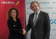 Endesa se incorpora al programa Iberia Plus como socio