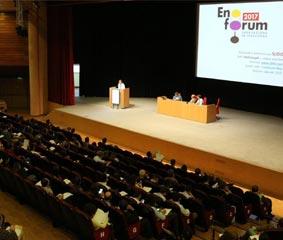 Feria de Zaragoza acoge Enoforum 2018 con más de 500 profesionales