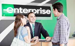 Enterprise Rent-A-Car reubica una oficina en Sevilla
