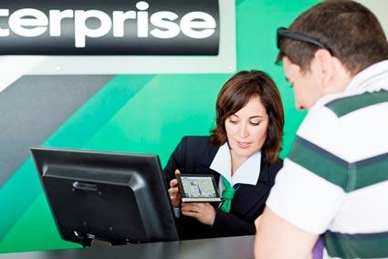 Enterprise rent a car abre una nueva oficina en madrid for Oficinas enterprise