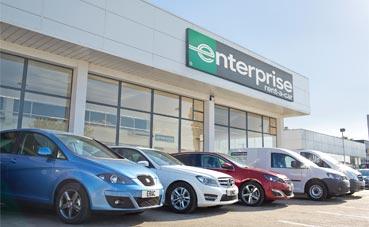 Enterprise incorpora vehículos eléctricos a su flota