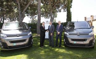 Enterprise Rent-A-Car ofrece el nuevo Citroën SpaceTourer