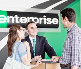 Enterprise Rent-A-Car prepara a sus empleados para dirigir su propia oficina