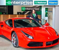 Enterprise Rent-A-Car continúa la expansión de su servicio Exotic Car Collection