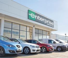 Enterprise Rent-A-Car adquiere CARO Autovermietung