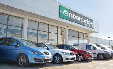 Enterprise se expande a Finlandia con LänsiAuto