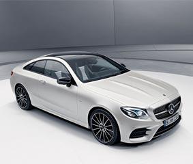 Enterprise incorpora el nuevo Mercedes-Benz Clase E Coupé