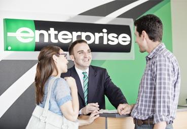 Enterprise lleva sus marcas de 'rent a car' a Noruega