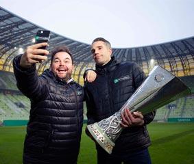 Enterprise lanza una nueva campaña en la UEFA Europa League