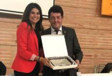 Eugenio de Quesada recibe la Distinción de Honor de la Universidad de Málaga