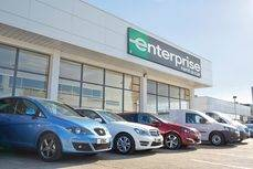 Vehículos de la flota de Enterprise Holding.