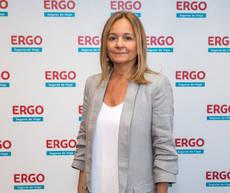 La directora general de ERGO Seguros de Viaje, Ana Dueñas.