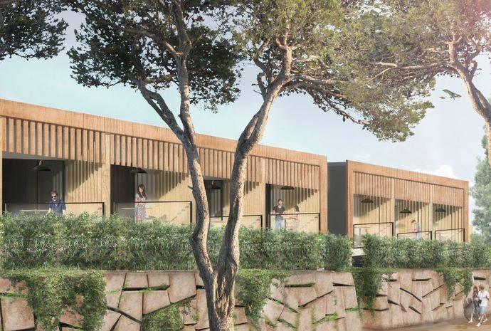 Esaroda, S.L. construirá un complejo rústico en Llafranc