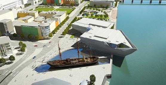 La ciudad escocesa de Dundee apuesta por el diseño en sus nuevos espacios MICE