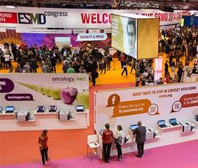 Ifema acoge el Congreso ESMO 2017 con más de 20.000 delegados