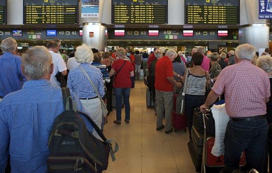 Los turistas británicos serán clave para el verano