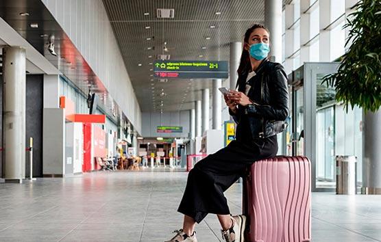Gran parte de los españoles no viajarán hasta que estén vacunados
