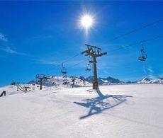 El Turismo de esquí vuelve a ser tendencia durante fin de año y enero de 2022