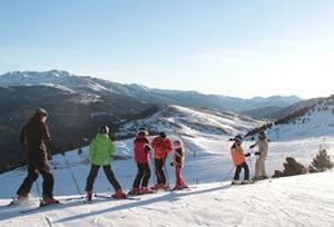 El Turismo de esquí sigue en 'stand by' mientras se acerca el inicio de la temporada