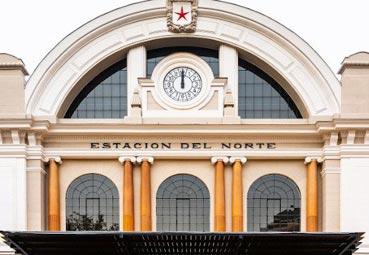 Nuevo espacio en la Estación del Norte de Madrid