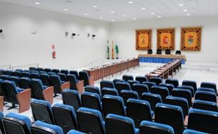 Nuevo Salón de Plenos en el Palacio de Estepona