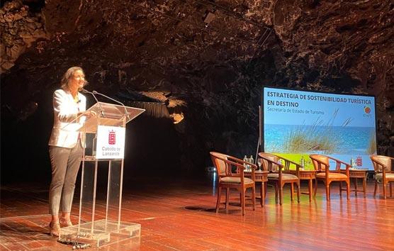 Reyes Maroto: 'El futuro del Turismo será sostenible o no será'