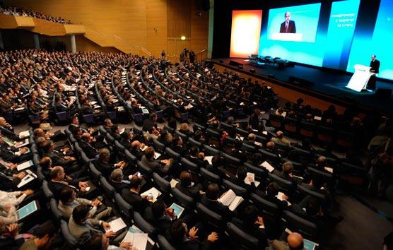 El 66% de las empresas españolas dedica más de 500.000 euros anuales a eventos
