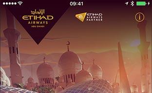 Etihad Airways crea una nueva 'app' para iPhone