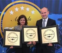 Etihad Airways es galardonada por su First Class