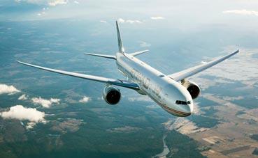 Etihad Airways mejora sus servicios a bordo y en tierra