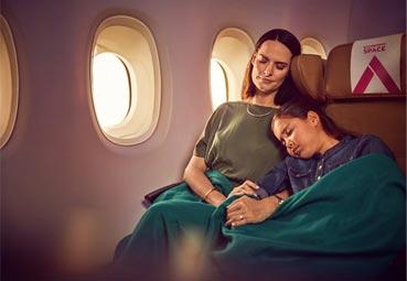 Etihad Airways ofrece nueva clase con más espacio