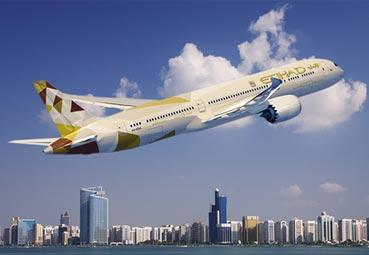 Etihad incorpora un servicio para paliar el 'jet lag'