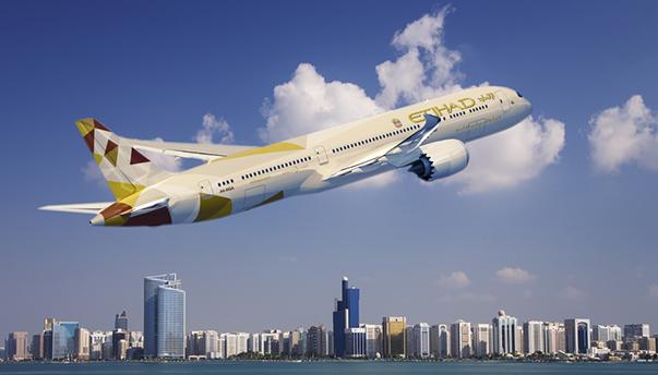 Etihad Airways lanza descuentos hasta junio de 2017